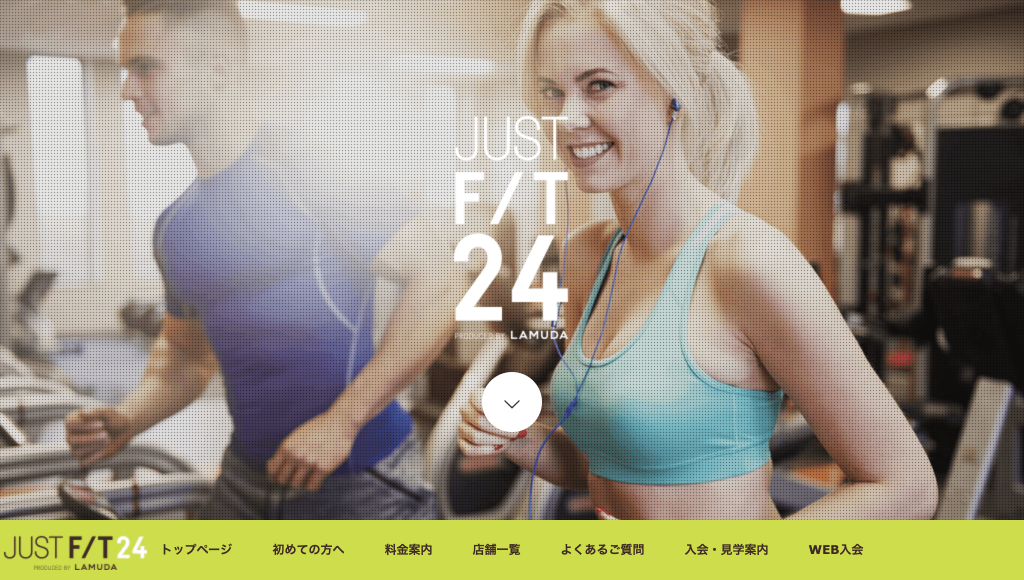 JUST FIT 24